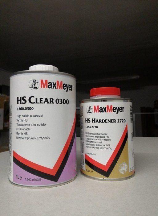 TRASPARENTE 0300 MAX MEYER LT 1,5