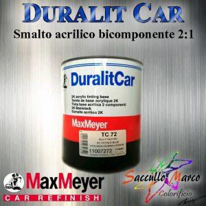VERNICE AUTO E MOTO 2K DURALIT CAR MAX MEYER