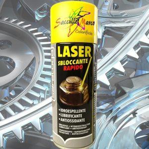 Sboccante laser Saratoga