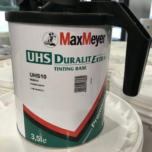 UHS 10 BIANCO MAXMEYER
